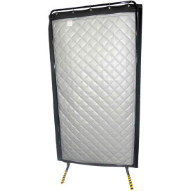 singer safety 22-310248 3/4 lb. loaded vinyl double sided modular acoustic screen Singer Safety 22-310248 3/4 lb. Loaded vinyl Double Sided Modular Acoustic Screen