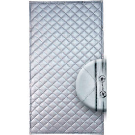 "singer safety sc-122-8 qfm single faced quilted wall panel, 4w x 8h x 1"" thick Singer Safety SC-122-8 QFM Single Faced Quilted Wall Panel, 4W x 8H x 1"" Thick"