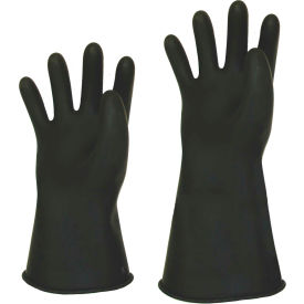 "stanco rubber insulated class 1 glove, 14"" length, size 11, rlg114-11 Stanco Rubber Insulated Class 1 Glove, 14"" Length, Size 11, RLG114-11"