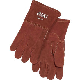 stanco high temperature brown thermoleather gloves, th22xfwl Stanco High Temperature Brown Thermoleather Gloves, TH22XFWL