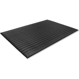 "genuine joe air step anti fatigue mat 3/8"" thick 3 x 12 black Genuine Joe Air Step Anti Fatigue Mat 3/8"" Thick 3 x 12 Black"