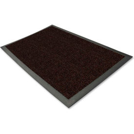 "genuine joe ultraguard berber wiper/scraper mat 60""l x 36""w chocolate - gjo02403 Genuine Joe Ultraguard Berber Wiper/Scraper Mat 60""L X 36""W Chocolate - GJO02403"