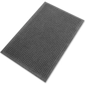 "genuine joe eternity mat 36""l x 24""w charcoal gray - gjo58935 Genuine Joe Eternity Mat 36""L X 24""W Charcoal Gray - GJO58935"