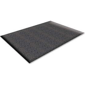"genuine joe soft step anti fatigue mat 3/8"" thick 3 x 5 black Genuine Joe Soft Step Anti Fatigue Mat 3/8"" Thick 3 x 5 Black"