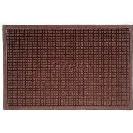 280520312 Waterhog Fashion Mat - Dark Brown 3 x 12