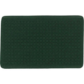 "4443042232 Get Fit Stand Up Anti-Fatigue Mat, 5/8"" Thick 22"" x 32"", Dark Green"