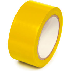 "PST410 Floor Marking Aisle Tape, Yellow, 4""W x 108L Roll, PST410"