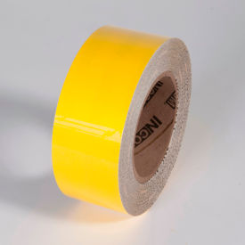 "TM1102Y Tuff Mark Tape, Yellow, 2""W x 100L Roll, TM1102Y"