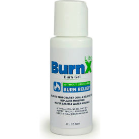 coretex® burn x lite 32763 cool gel minor burns & sunburn, 2oz bottle, lidocaine free, 1-bottle CoreTex® Burn X Lite 32763 Cool Gel Minor Burns & Sunburn, 2oz Bottle, Lidocaine Free, 1-Bottle