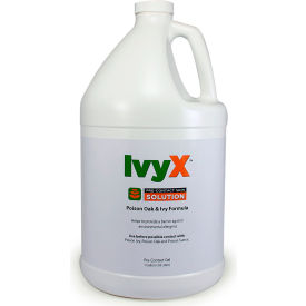 coretex® ivy x 83670 pre-contact barrier gel, posion oak & ivy solution, gallon jug CoreTex® Ivy X 83670 Pre-Contact Barrier Gel, Posion Oak & Ivy Solution, Gallon Jug