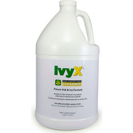 coretex® ivy x 84670 post-contact cleanser, posion oak & ivy treatment lotion, gallon jug CoreTex® Ivy X 84670 Post-Contact Cleanser, Posion Oak & Ivy Treatment Lotion, Gallon Jug