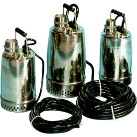"amt 02x11 submersible pump, 2"" out, 304 stainless steel, sic/car/cer seal, 1hp, 115v, 10 amps AMT 02X11 Submersible Pump, 2"" Out, 304 Stainless Steel, SIC/CAR/CER Seal, 1hp, 115v, 10 Amps"