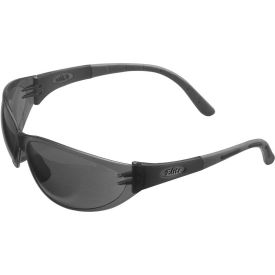 10038846 MSA 10038846 Arctic Elite; Frameless Safety Glasses, Gray Lens, 1 Each
