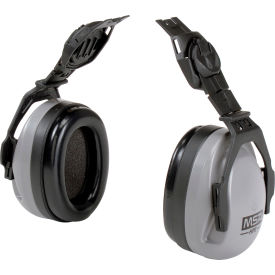 msa sound control hpe cap mounted ear muff, nrr 27db, 10061272 MSA Sound Control HPE Cap Mounted Ear Muff, NRR 27dB, 10061272