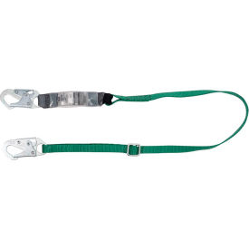 10113158 Workman; 6 Lanyard, Single Leg, Snap Hook, 10113158