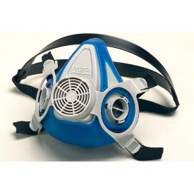 msa advantage® 200ls half-mask respirator, medium, 815692 MSA Advantage® 200LS Half-Mask Respirator, Medium, 815692