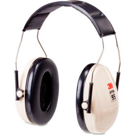 3m™ peltor™ optime™ 95 folding earmuffs, over-the-head, h6f/v, 1/each 3M™ PELTOR™ Optime™ 95 Folding Earmuffs, Over-The-Head, H6F/V, 1/Each