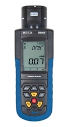 Portable Radiation Meter R8008, Reed Instruments, Radiation Detector, Radiation Testing, PIP Boy, Rads, Fallout, Testing Equipment, Measuring Equipment