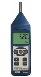 SD Series Sound Level Meter, Datalogger, 30 to 130dB SD-4023, Reed Instruments, Sound Level, dB Level, Sound Level Meter, Datalogger, Testing Equipment, Measuring Equipment