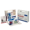 25-Person Bulk First Aid Kit w/ Dividers