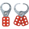 "Master Lock® Steel Lockout Hasp, 1 1/2"" Jaws"