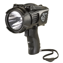 Streamlight® Waypoint® Spotlight w/ 12V Cord, Black
