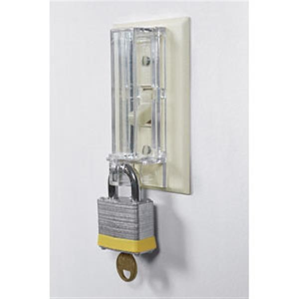 Brady® Wall-Switch Lockout