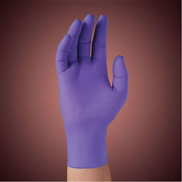 KleenGuard* Purple Nitrile™ Exam Gloves, Large, 10 Boxes/100 ea