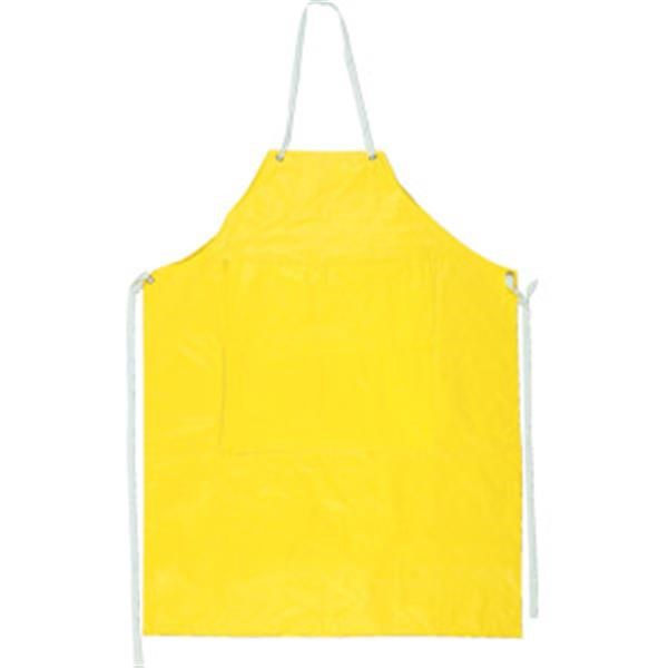 MCR Safety® Protective Apron, Neoprene/Nylon, Sewn Edge, Belly Patch