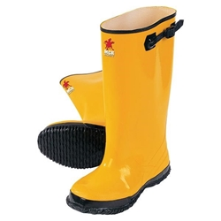 "MCR Safety® 17"" Rubber Slush Boots, Size 10"