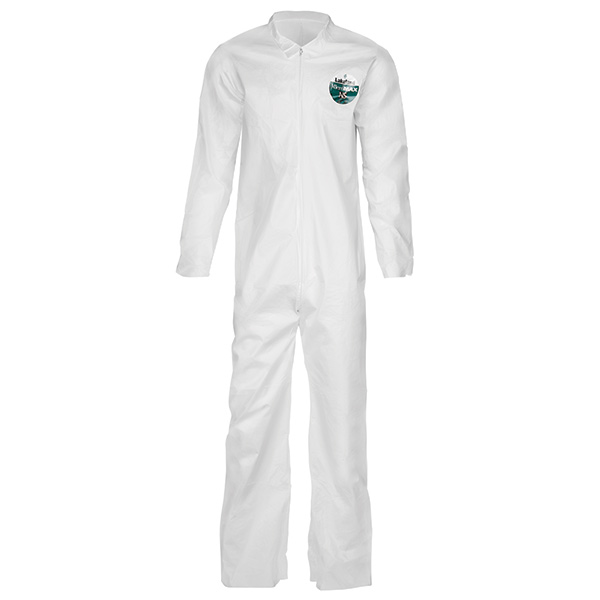 Lakeland MicroMax® NS Coveralls w/ Open Wrists & Ankles, Large, 25/Case
