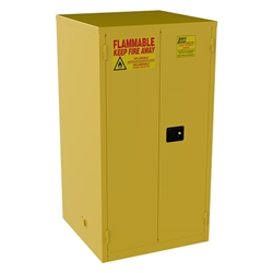 Jamco Safety Cabinet, Drum Storage, Self-Closing Doors