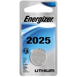 Energizer® 2025 Battery