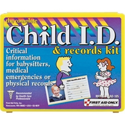 Child ID & Records Kit