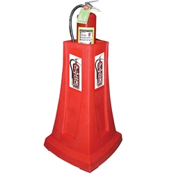 Stackable Fire Extinguisher Stand