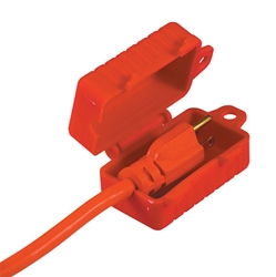 Honeywell® E-Safe® Plug Lockout, 110 VAC