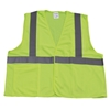 Class 2 Surveyors Vest, Lime, 4XL/5XL