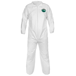 Lakeland MicroMax® Coveralls w/ Elastic Wrists & Ankles, X-Large
