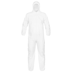 Lakeland MicroMax® Coveralls w/ Hood & Elastic Wrists & Ankles, X-Large
